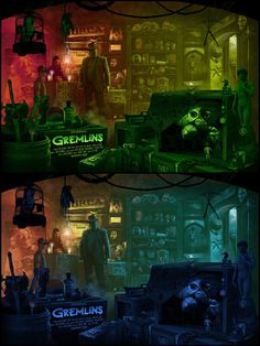 The Old Curiosity Shop (with 84 pop culture related easter eggs) | Kevin M Wilson aka Ape Meets Girl | https://goo.gl/PDQsT5 ##gremlins ##popculture ##c... - Johnny Peach - Google+