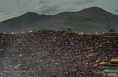 Larung Gar by sarawutkaka #architecture #building #architexture #city #buildings #skyscraper #urban #design #minimal #cities #town #street #art #arts #architecturelovers #abstract #photooftheday #amazing #picoftheday