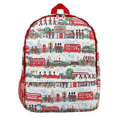 London Streets Kids Backpack | Kids Bags | CathKidston