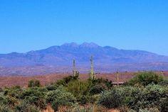 Purple Mountains - Arizona