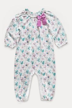 up To 9lbs From George Original Baby Girl Unicorn Sleepsuit First Size