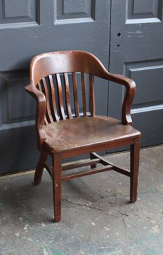 this style chair banker chair provenance in