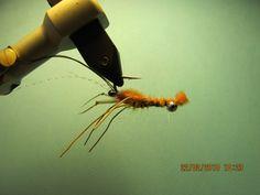 Fly Tying Nation: Shrimp X tying instruction