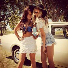 Veronica and Tess. :)