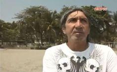 'Mágico' González, el salvadoreño que pudo pero no quiso ser el mejor futbolista del planeta