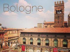 Visite de la sympathique Bologne - Carnet d'escapades