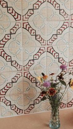 Amazing tile pattern
