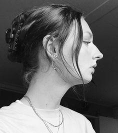 Big Noses, Side Profile, Ear, Tattoos, Beautiful, Tatuajes, Tattoo, Tattos, Tattoo Designs
