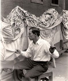 Image result for buster keaton hollywood canteen