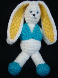 2000 Free Amigurumi Patterns: Bunny