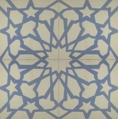 Una forma mágica... #Alhambra-50 #Mosaico colonial decorativo. Consultas y pedidos: ventas@conipisos.com