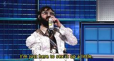 8 out of 10 cats - Joe Wilkinson is amazing British Humor, British Comedy, Cat Love Quotes, Funny Quotes, 8 Out Of 10 Cats, Mock The Week, Cat Face Drawing, Reece Shearsmith, Live At The Apollo