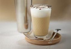 Café au caramel glacé Par Nespresso.