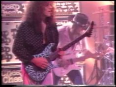 "Cheap Trick, Motley Crue, and Bon Jovi team up for this cover of ""Jailhouse Rock"" - Live Universal Ampitheatre L. Imagination Images, Old Records, Jailhouse Rock, Cheap Trick, Music Files, Create Image, Bon Jovi, Rockers, Music Lyrics"