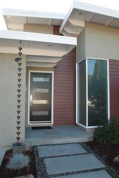 Mountain View, CA - modern - exterior - san francisco - M. Designs Architects