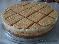 Recepti i Ideje Easy Cake Recipes, Sweet Recipes, Baking Recipes, Cookie Recipes, Dessert Recipes, Fancy Desserts, No Bake Desserts, Delicious Desserts, Jednostavne Torte