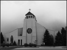 """Our little parish noted on """"Places to Visit on the Western Slope""""."""
