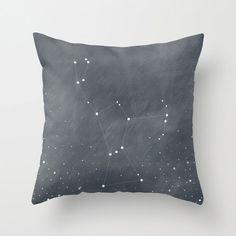 Orion Constellation Stars Dark Grey Blue Home di bellesandghosts, $36.00