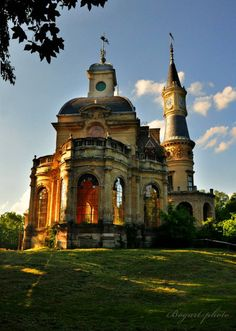 Schossberger Palace, Tura, Hungary http://www.facebook.com/photo.php?fbid=465250550212608=a.464770720260591.1073741836.130620647008935=1