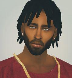 Sims 4 Pics & News — blvck-life-simz:   SHORT LOCS :: TM-EM :: 5 Colors...