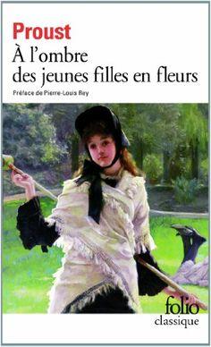 A' l'ombre des jeunes filles en fleurs di Marcel Prpust Prix Goncourt 1919
