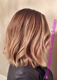 short straight balayage - Google Search