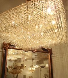 Crystal lamp or chandeliers = Classic, elegant and very sophisticated accent. Get this and so much more @Lights and More: Committed to Excellence. — #design #decor #chic #crystal #chandeliers #fixture