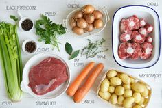 pot-au-feu... the origins of Vietnamese Pho come from this French classic beef stew