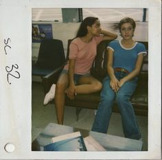 Unseen images from the set of Larry Clark's 'Kids'.
