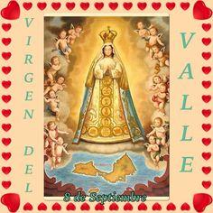 Feliz Día d la Virgen del Valle patrona de Venezuela  patrona del Estado Nueva Esparta  https://instagram.com/p/BKGZveGhcuJ/
