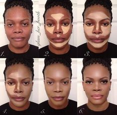 I need to start Contouring #wow