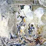 The 1798 Irish Rebellion
