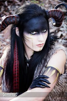 traditional pagan make up - Google Search