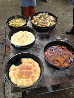 Dutch Oven Cooking - Know How. Be Prepared