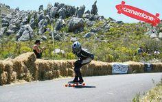 #Flashback to December 2012 & @deon_vdm getting pitted in Lloyd's Left at Hot Heels  Photo via @brittany.fine x @bfinephotos  #csskateshop x #flashbackfriday . . . . . . #stock #stoke #stoked #longboard #longboarding #longboarder #downhill #skate #skateboarding #skateboard #skateboarder #skater #speed #feels #ride #adrenalin #wheels #grip #slip
