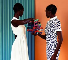 KISUA Collaborates With African Designers Leveled 1