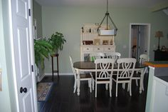 My Cape Cod Dining Room