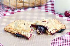 Cherry Hand Pies   Tasty Kitchen: A Happy Recipe Community!    http://tastykitchen.com/recipes/desserts/cherry-hand-pies/#