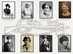 April 2, 2014, is the 100th anniversary of the Cumann na mBan, the women's arm of the Irish Volunteers.  These are some of the strongest women in all of Irish history