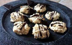 Glutenvrije kokosmakronen