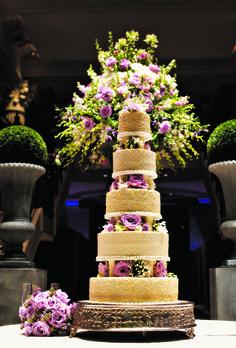Exemple de wedding cake