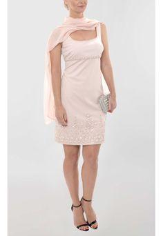 PowerLook Aluguel de Vestidos Online- POWERLOOK Vestido Maria luiza curto tubinho Powerlook - rosa #marialuiza #vestidocurto  #tubinho #rosa #vestidocasamento #vestidofesta #vestidomadrinha #madrinha #dia