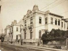 RCAV BLOG DO RIO ANTIGO: BOTAFOGO - RUA VOLUNTÁRIOS DA PÁTRIA 1920