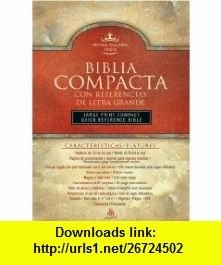 RVR 1960 Large Print Compact Reference Bible (Black Bonded Leather w/Zipper) (Spanish Edition) (9781558192911) Henry Blackaby , ISBN-10: 1558192913  , ISBN-13: 978-1558192911 ,  , tutorials , pdf , ebook , torrent , downloads , rapidshare , filesonic , hotfile , megaupload , fileserve