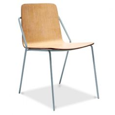 Cult Living Craft Chair With Plywood Seat - Grey