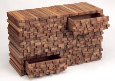 Share this on WhatsApp Swiss designer Boris Dennler is one of the finest artists with a knack of turning ordinary scrap into wonderful piece of furniture that can be a part of the most luxurious homes. Following the success of woodenheap collection, Boris has designed all new transformable furniture – woodenheap walnut cabinets comprising six ...