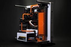 thermaltake core acidic mod