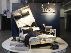 Value Furniture - Thrift store furniture Ikea Showroom, Showroom Design, Furniture Showroom, Display Design, Booth Design, Store Design, Thrift Store Furniture, Shelf Furniture, Estilo Interior