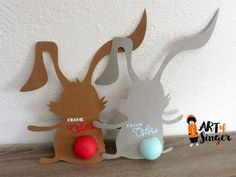 free studio for this easter bunny shape and lots of projects for it. Look for the link....