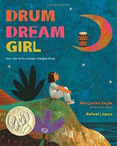 Multicultural Children's Book: Drum Dream Girl